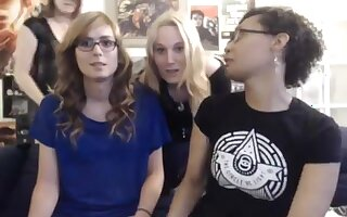 Webcam ts orgy
